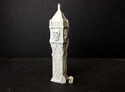 EPIC scale Tower of Chaos, wargames scenery for EPIC Space Marine