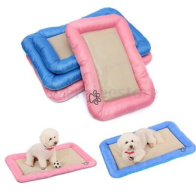 Tappetino Refrigerante per Cane Cushion Pad Dog Cat Summer Cool Mat Seat Bed