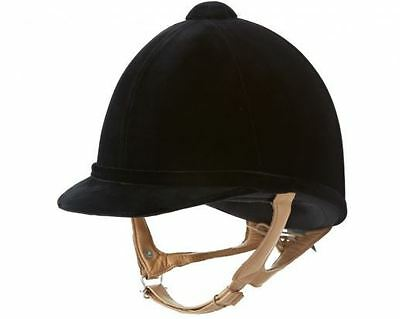 Charles Owen H2000 Equestrian Horse Riding Safety Hat Helmet Competition New