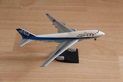 F-Toys 1:500 ANA All Nippon Airways Boeing 747-400