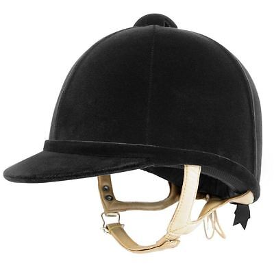 Charles Owen Fiona's Hat Equestrian Horse Riding Safety Hat Helmet Competition