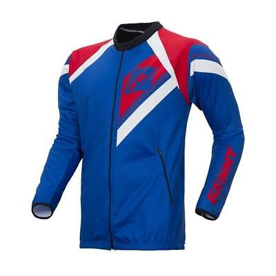 KENNY MX Jacke Enduro - blau-rot Motocross Enduro MX Cross