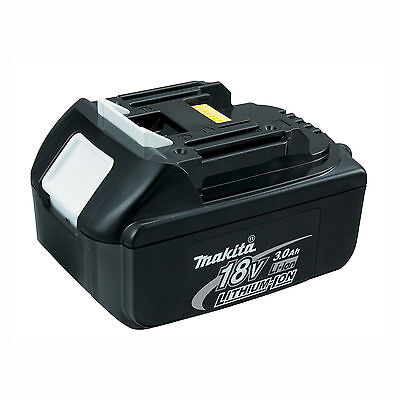 Makita 18V Lxt Lithium Ion Bl1830 Genuine Battery 3.0Ah Star Marked Latest