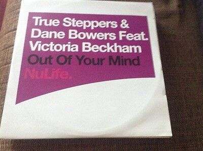 """true steppers , dane bowers, victoria beckham , out of you mind . excellnt 12"""""""