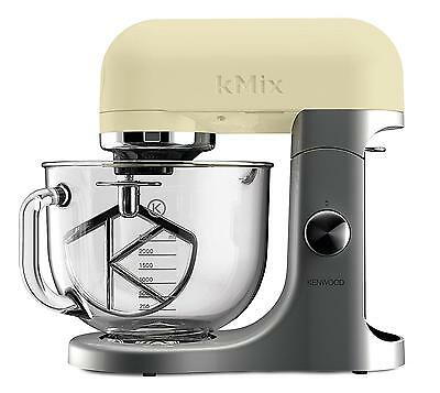 Kenwood kMix Stand Mixer, 5 L KMX52G Cream