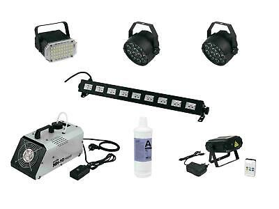 Eurolite Party Set 2 LED Partyeffekt Komplettset