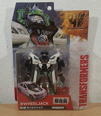 "Transformers AD-EX ""Wheeljack"" Movie Advanced Takara Age of Extinction Deluxe"