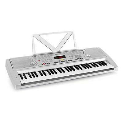PORTABLE ELECTRIC KEYBOARD & RECORDING LEARNING BEGINNER PIANO w. SPEAKER