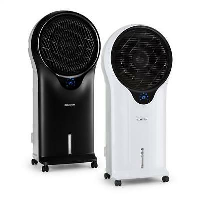 Portable Air Coolers 3 In 1 Cooling Room Office Humidifier Black / White Eco