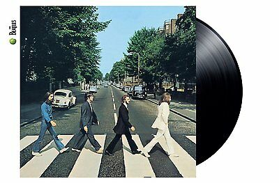 THE BEATLES Abbey Road 180gm Vinyl LP Remastered NEW & SEALED