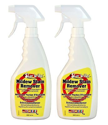 Star Brite Mildew Stain Remover - Pack of 2