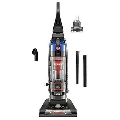 Hoover WindTunnel 2 Rewind Bagless Corded Upright Vacuum UH70825