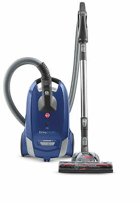 Hoover Envy Hush Bagged Canister Vacuum SH40100