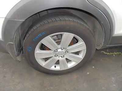 Holden Captiva Single Factory Wheel Mag W/tyre, 18X7In, Cg, 09/06-02/11 (406474)