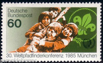 Germany Scouts  MNH ** (17)