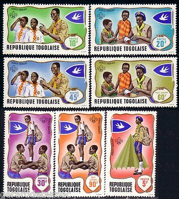 Togo Scouts Baden Powell MNH ** (57)