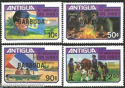Antigua Scouts Baden Powell MNH ** (67)