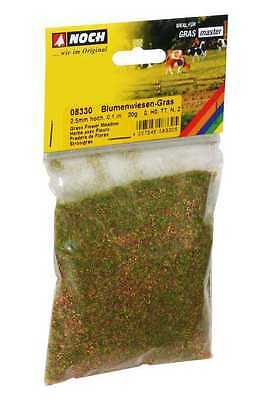 DECOR NOCH 08330 - FLOCAGE FIBRE 2,5 mm HERBE FLEURIE