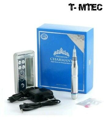 Premium Charmant Machine Digital Device Permanent Makeup Tattoo Pen SPMU