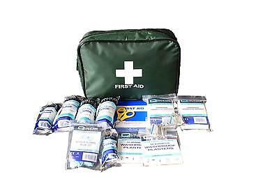 Qualicare Passenger Carrying Vehicles (PSV) First Aid Kit in Pouch