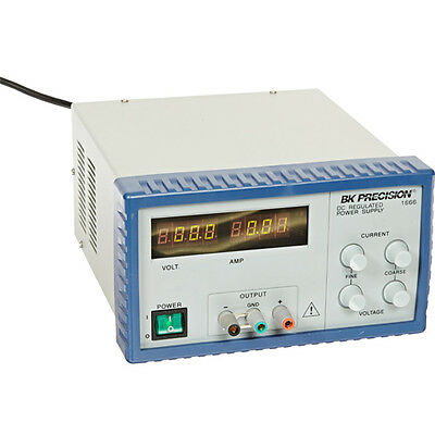BK Precision 1666 1-40V/5A Switching DC Power Supply