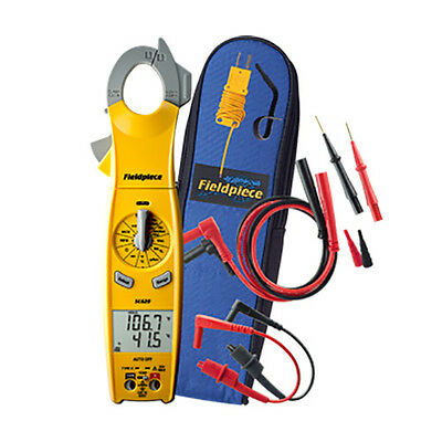 Fieldpiece SC620 Loaded Clamp Meter with Swivel Head