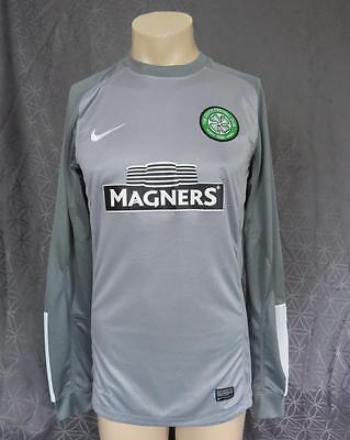 Celtic 2013-14 L/S Goal Keeper shirt soccer jersey maillot camiseta size M