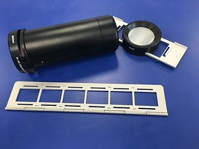Genuine Canon DP-10 Slide & Negative Copier, Can Be Used With Most DSLR Cameras