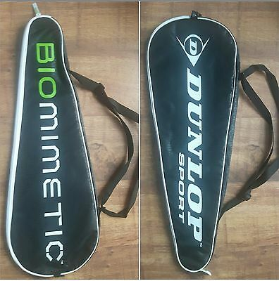 Dunlop Biomimetic Squash Racket Covers