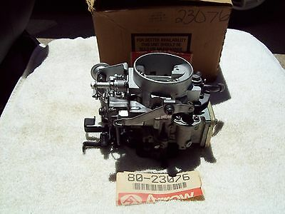 1975 Ford Courier Pickup Truck Carburetor 1.8L 4 cyl 2bbl Hitachi 23076