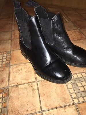 Girls Horse Riding Boot Size 34 By Dever