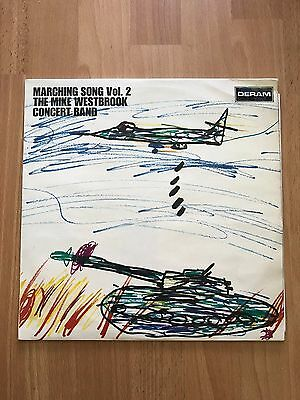 Mike Westbrook Concert Band Marching Song Vol. 2