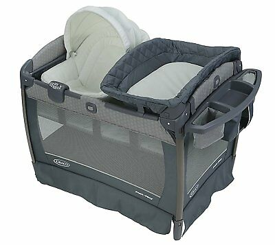 Graco Oasis with Soothe Surround Technology Playard, Davis