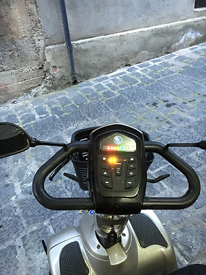 scooter Vermeiren Carpo L4