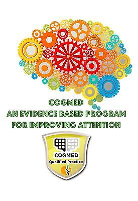 Cogmed Working Memory/ADD Training, Online, Children to Adult