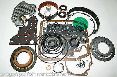 4R70W Master Rebuild Kit 2004-up 4R75W 4R75E 4R70E Transmission Overhaul Ford
