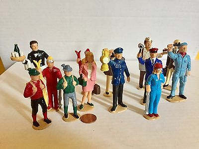 Lot Of 13 G SCALE  Standing FIGURES LGB?