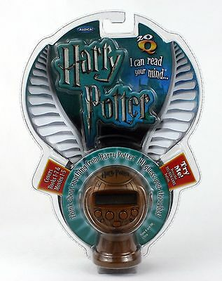 Radica Harry Potter 20Q 20 Questions I Can Read Your Mind Handheld Game