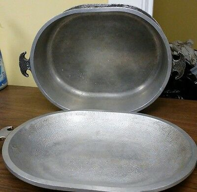 Guardian Service Ware Aluminum Oven Roaster With Serving Tray GVC