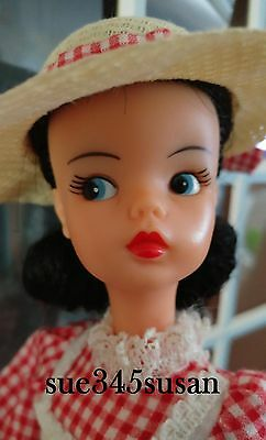 Vintage Tammy Doll Reliable Canada Mary Poppins doll - RARE 1964 + clothes