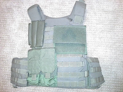 TAG/Shellback Tactical MOLLE Plate Carrier (MADE IN USA) with FREE pouches
