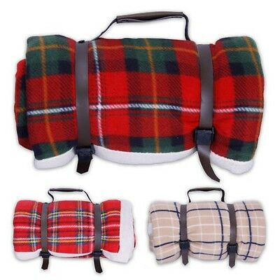 Picnic blanket Leisure Ceiling Camping Beach Quilt 127 x 153 cm 3 Colours