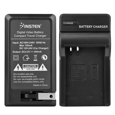 NB-4L BATTERY CHARGER FOR CANON POWERSHOT SD1100 IS New