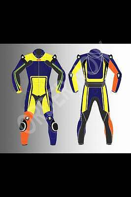 Custom Motorcycle Leather Suit Riding Suit Motorbike Leather Suit Racing Suit