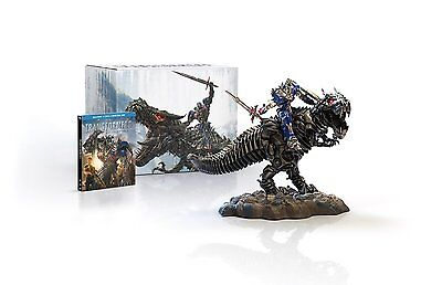 TRANSFORMERS 4 Age of Extinction Limit. Ed.  Gift Set with Grimlock and Optimus