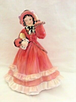 Royal Doulton Figurine  Christmas Time HN2210 Made in England