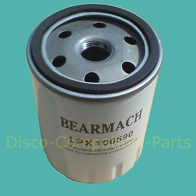 Land Rover Discovery 2 TD5 Oil Filter LPX100590
