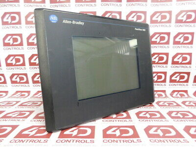 Allen Bradley 2711-T10G10 PanelView 1000 Grayscale Terminal 10.4-inch - Used ...