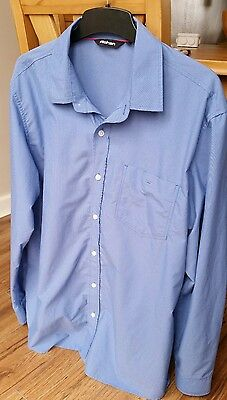 Great Looking 'Rohan' Worldview Mens Technical Travel Shirt. Size Large.