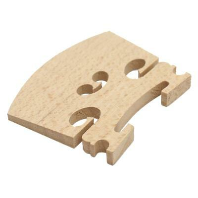 Durable Replacement Maple Violin Bridge 3/4 Musical Instrument Accessory
